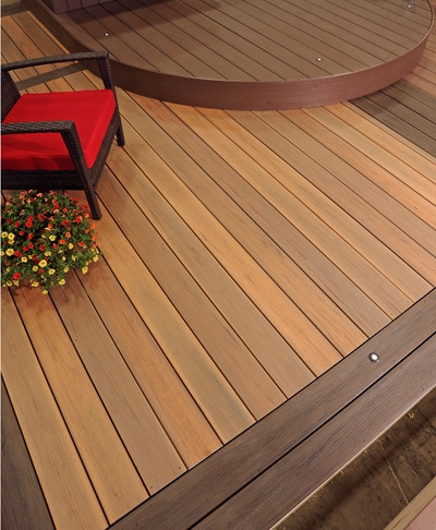 TimberTech's Earthwood Evolutions® Legacy Collection