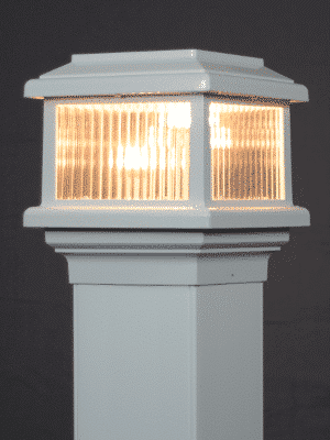 Aurora Low Voltage Deck Lighting