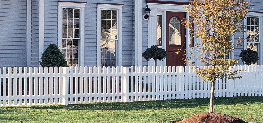maintenance-free fencing defined