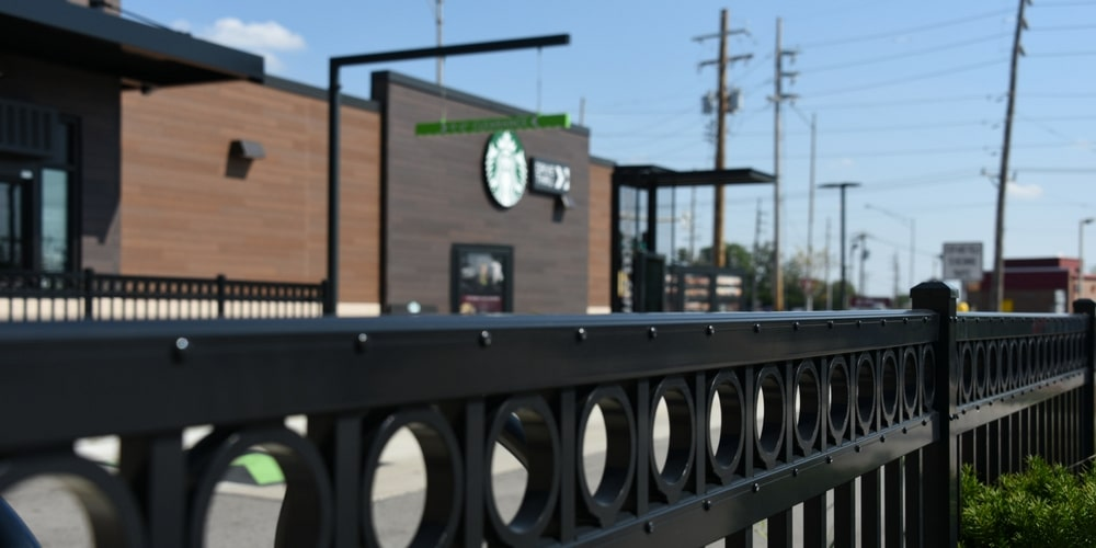 Commercial Fencing in St. Louis