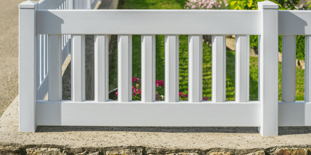 Why PVC Fence Saves You Time & money