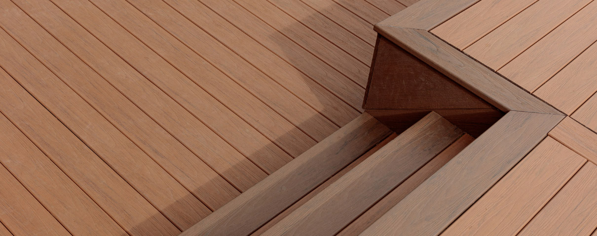 Timbertech Decking and Railing