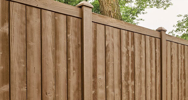 BuffTech Molded Privacy Sherwood