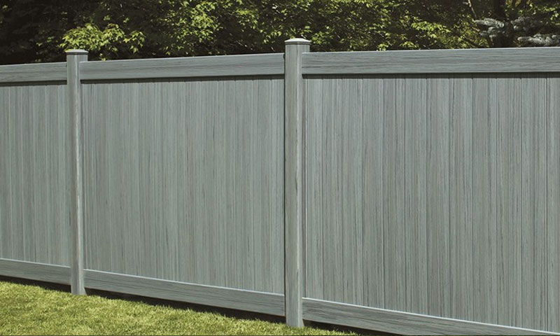 Chesterfield CertaGrain fence - great for pools